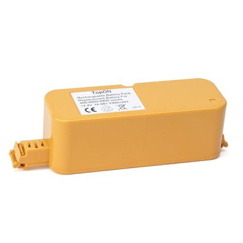 Аккумулятор для робота-пылесоса iRobot Roomba 400, 405, 410, 415, 416, 418, 4000, 4905 Series. 14.4V 3300mAh Ni-MH. PN: 4905.