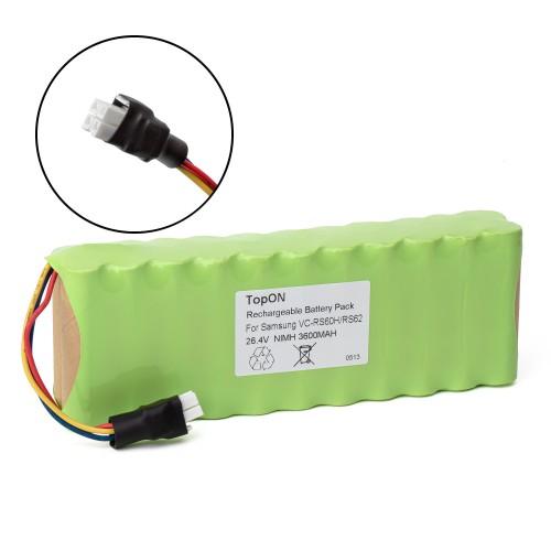 Аккумулятор для робота-пылесоса Samsung VC-RS60, VC-RS60H, VC-RS62, VC-RS62H Hauzen Series. 26.4V 3600mAh Ni-MH. PN: DJ96-0079A.