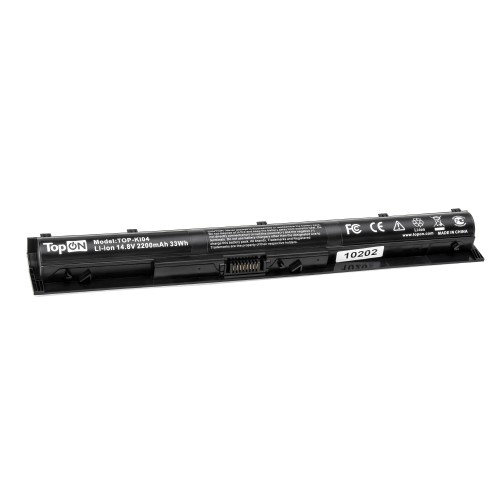Аккумулятор для ноутбука HP Pavilion 15 ab038TX, 14-ab012TX Series. 14.8V 2200mAh 33Wh. PN: HSTNN-LB6T, KI04.