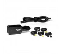 Автоадаптер TopON 90W универсальный 16V-20V 4.5A (5 коннекторов) с USB кабель 1.5м  TOP-U90WCC