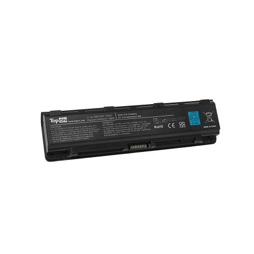 Аккумулятор для ноутбука Toshiba Satellite C50, C840, L875, M800, P800, S855 Series. 10.8V 6600mAh 71Wh, усиленный. PN: PA5023, PA5024U.
