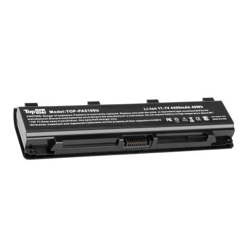 Аккумулятор для ноутбука Toshiba Satellite C40, C45, C50, C70, Pro C70, C75 Series. 10.8V 4400mAh 48Wh. PN: PA5109U-1BRS, PA5023U.