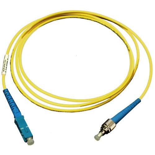 Патч-корд оптический TopLan, симплексный, FC/UPC-SC/UPC, SM 9/125, 3 м, LSZH