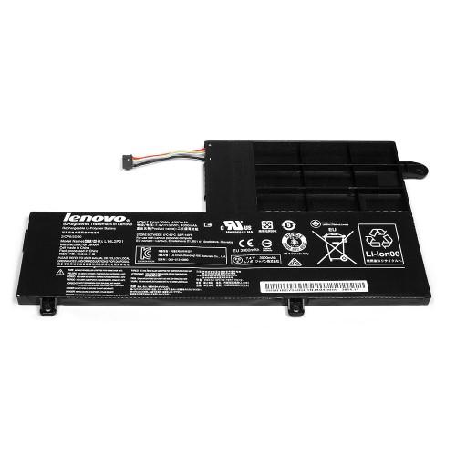 Аккумулятор для ноутбука Lenovo Flex 3, Yoga 500 14ISK. 11.4V 4050mAh. PN: L14L3P21, L14M3P21