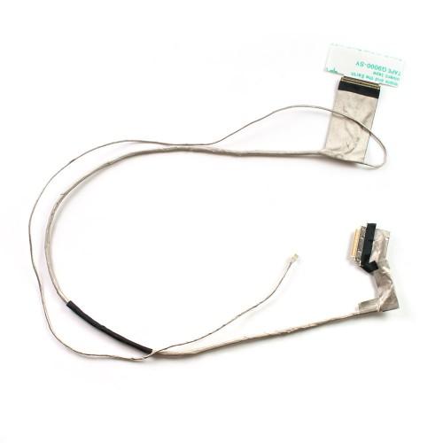 Шлейф матрицы 40 pin для ноутбука Lenovo IdeaPad G500, G505, G510 Series. PN: DC02001PS00, DC02001PR00.
