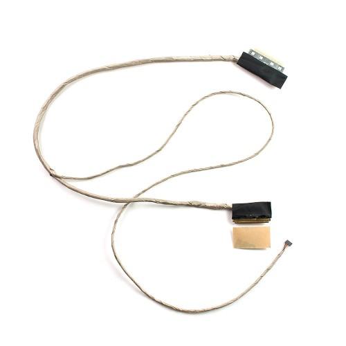Шлейф матрицы 40 pin для ноутбука HP Pavilion 15-G, 15-R, 15-H Series. PN: DC02001VU00, 749646-001, 750635-001