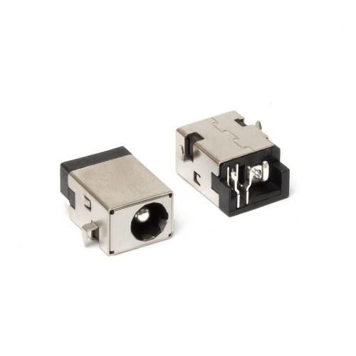 Разъем питания PJ164 для ноутбука Asus G53, G55, N550, VX7SX, U32, U36, X75 Series. 5.5x2.5 mm. Без кабеля.