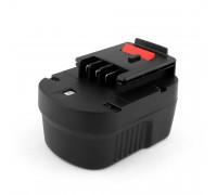 Аккумулятор для Black & Decker BDG. 12V 1.5Ah (Ni-Cd) PN: A12.
