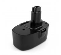 Аккумулятор для Black & Decker 18V 1.5Ah (Ni-Cd) PN: A9268.