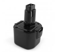 Аккумулятор для Black & Decker FS. 9.6V 1.5Ah (Ni-Cd) PN: 90534824.