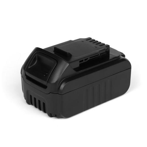 Аккумулятор для DeWalt 18V 4.0Ah (Li-Ion) PN: DCB180, DCB181, DCB182, DCB183.