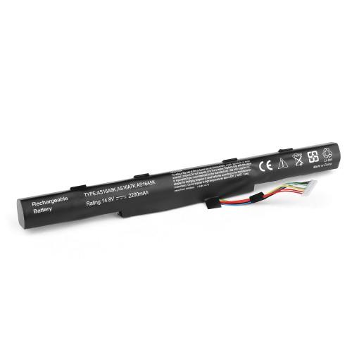 Аккумулятор для ноутбука Acer Aspire E5-523G Series.14.8V 2200mAh PN: AS16A7K, AS16A8K.