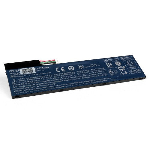 Аккумулятор для ноутбука Acer Aspire M5-481PT, M5-481T, M5-481TG, M5-581T Series.11.1V 4850mAh PN: AP12A3i.