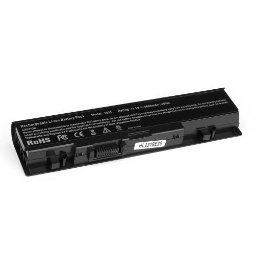 Аккумулятор для ноутбука Dell Studio 1535, 1555, 1558  Series.11.1V 4400mAh. PN: KM904, KM905, MT264, MT276