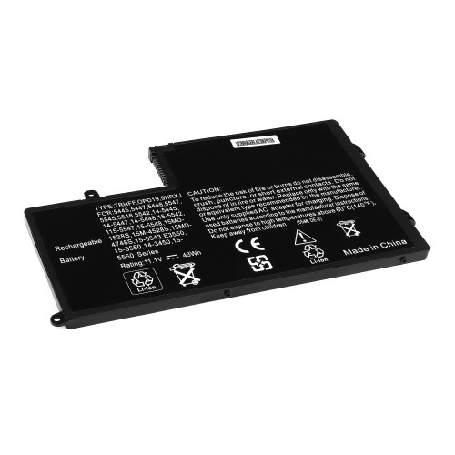 Аккумулятор для ноутбука Dell Inspiron 15-5000  Series.11.1V 3950mAh.