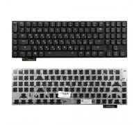 Клавиатура для ноутбука Lenovo IdeaPad Y900-17ISK, Y910-17ISK, Y920-17IKB Series. Плоский enter. Черная, без рамки. С подсветкой. PN: SN20K12940.