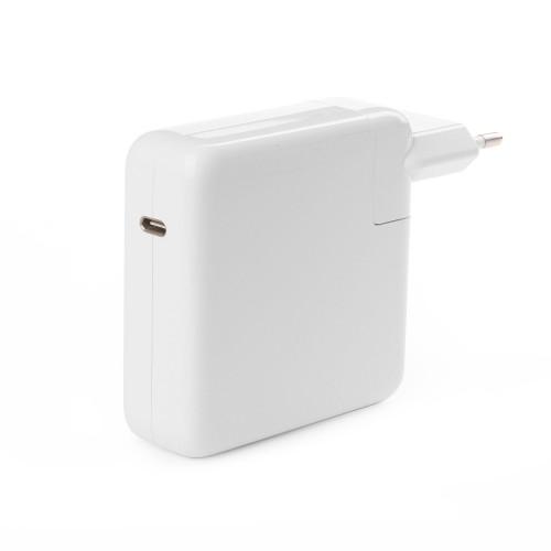 Универсальный блок питания 87W c портом USB-C, Power Delivery 3.0, Quick Charge 3.0. Белый