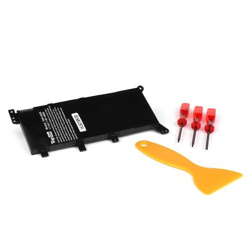 Аккумулятор для ноутбука Asus X555LD, X555LN, X555LA, X555, A555L, F555, F555LA-AH51, F555LD Series. 7.6V 4775mAh PN: 2ICP4/63/134, C21N1347
