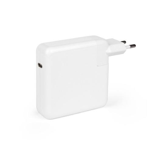 Блок питания TopON 87W USB Type-C, Power Delivery, Quick Charge 3.0 в розетку, белый TOP-UC87