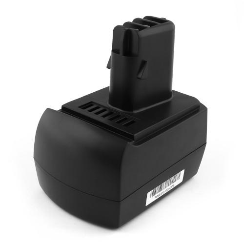 Аккумулятор для электроинструмента Metabo  BS 12 SP, BSZ 12 Impuls, BZ 12 SP Series. 12V 2.0Ah (Li-Ion). 6.02151.50, 6.25471, 625486000.