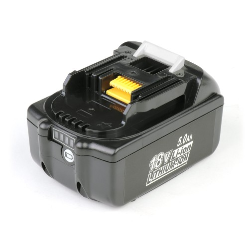 Аккумулятор для Makita BL1850B. 18V 5.0Ah (Li-Ion) PN: 197280-8.