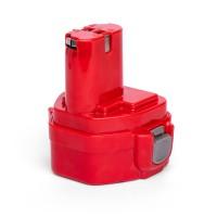 Аккумулятор для Makita 12V 2.0Ah Ni-Mh PN: 192681-5. TOP-PTGD-MAK-12-2.1-Ni