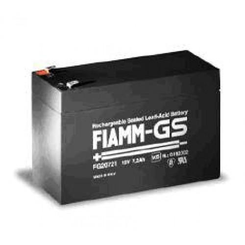 Аккумуляторная батарея 12FGHL28 (FGHL20722) (12В 7.2Ач)