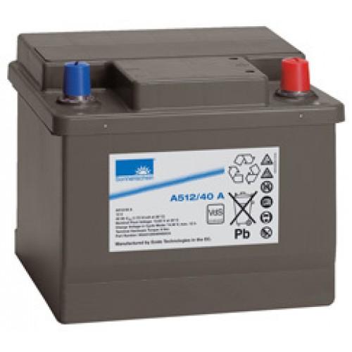 Гелевый аккумулятор  A512/40 A