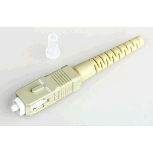 ВО коннектор SС ММ, 3 мм. симплекс