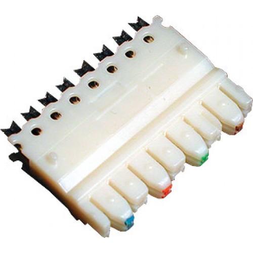 Соединительный модуль 110 типа на 4 пары, LANMASTER LAN-S110C-4