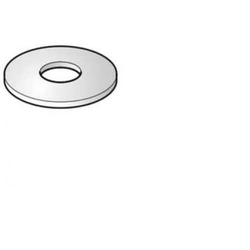 Шайба М 10х21мм, с широкими краями (шт,)