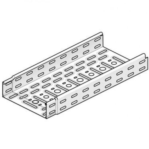 Лоток перфорированный, (тол, металла 1.25мм), 60x200мм (м) длина- 3,00м