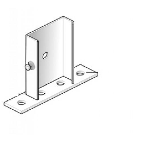 Опорный элемент для монтажа каблеростов KLIE к полу (шт,)