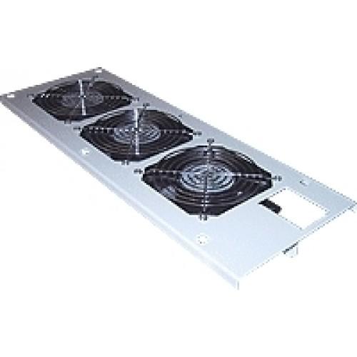 Потолочная вентиляторная панель, 3 вентилятора