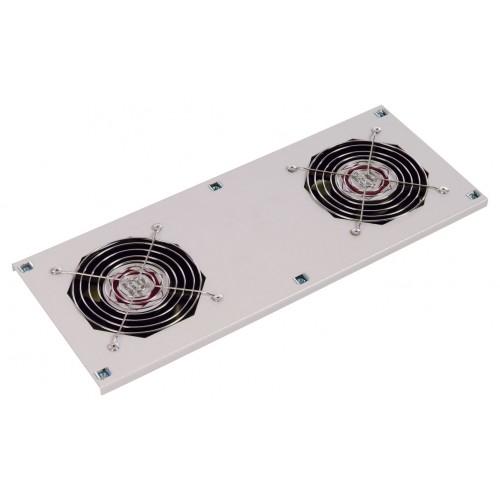 Модуль вентиляторный потолочный (170x425), 2 вентилятора без датчика