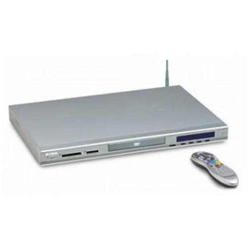 Беспроводной медиаплеер с DVD-плеером и Card-ридером