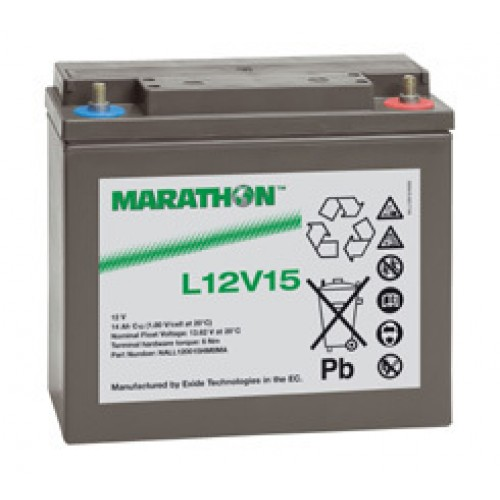 Аккумуляторная батарея Marathon L12V15