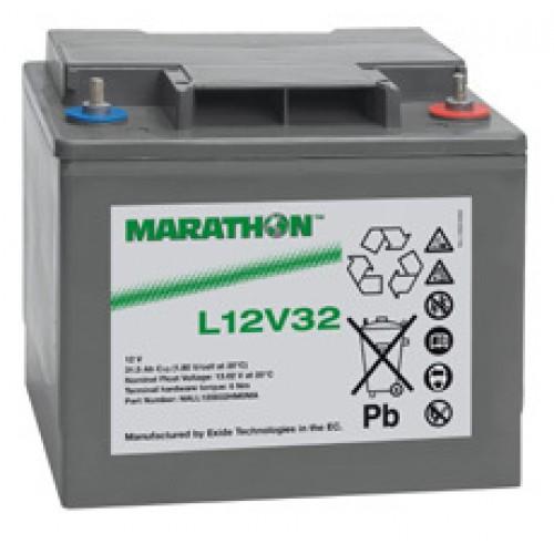 Аккумуляторная батарея Marathon L12V32