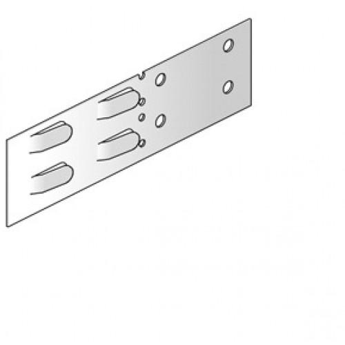 Соединитель лотков c фиксацией, высота 60мм (шт,)