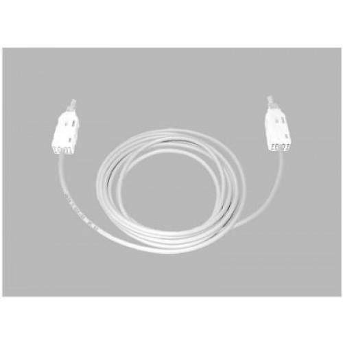 Соединительный шнур 2/4, 4 полюсный, с функцией разъединения, 1м