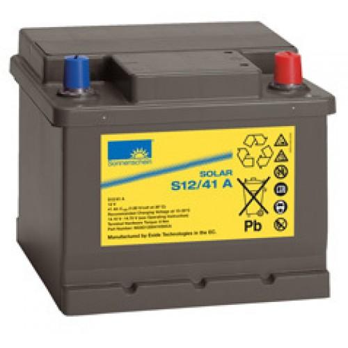Аккумуляторная батарея S12/41 A