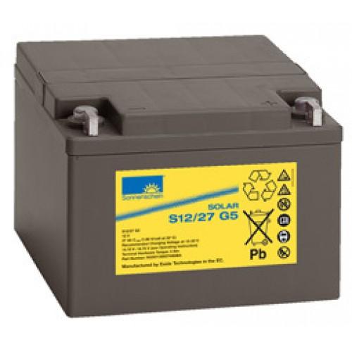 Аккумуляторная батарея S12/27 G5