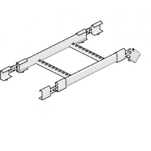 Угол вертикальный (шарнирный) для каблеростов KS 300мм (шт,)