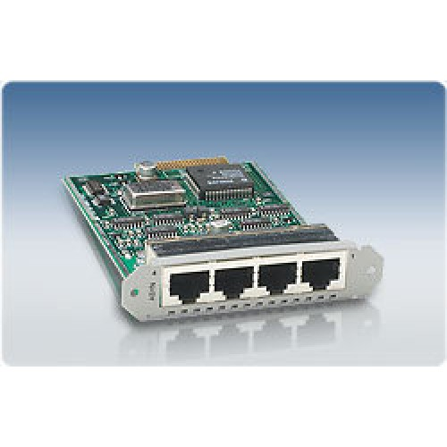 Модуль Asynchronous RS-232 Port Interface Card (PIC), 4 port x RS-232 Asynch for AR400/700
