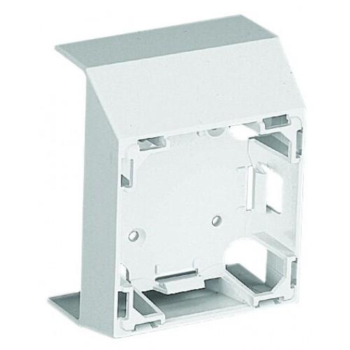 EFAPEL Фронтальный адаптер 47 серии для миниканала 75х20   (10149 ABR)