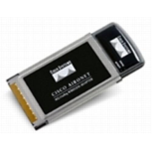 Адаптер 802.11a/b/g Cardbus Adapter; FCC Cnfg