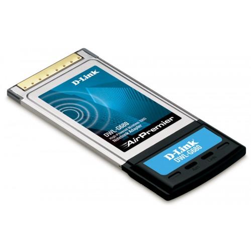 Адаптер беспроводной бизнес класса CardBus 802.11bg
