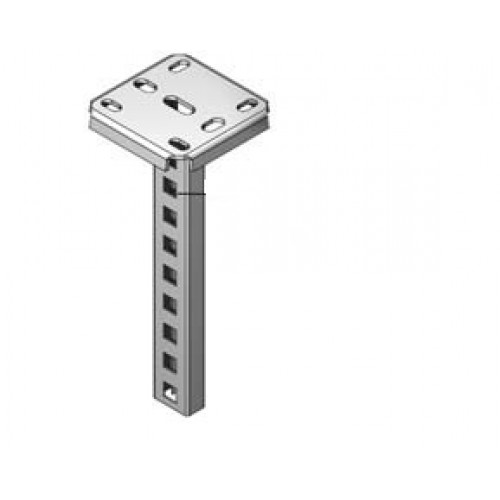 Профиль потолочный, для защелк., консолей KCL, L=300мм (шт.)