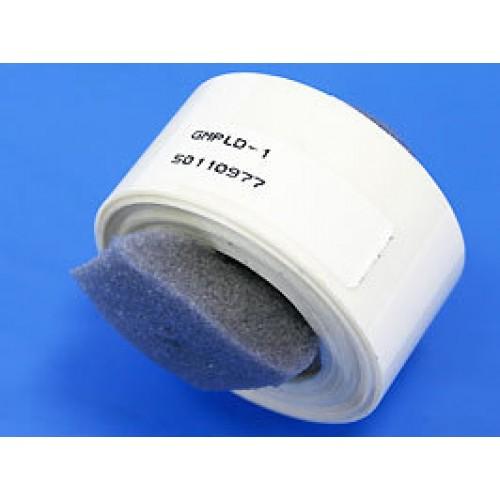 Сменный блок самоламинирующихся наклеек для маркировки кабеля до 4, 25х10 мм (200 шт) (S100X125VAFY)