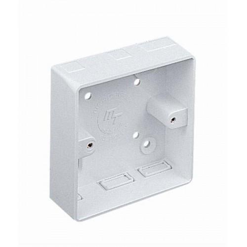 Монтажная коробка на стену 1G (округл.ребра) MMT1/MMT2 L.H., R.H. глуб.32мм (шт.)